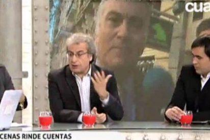 """José María Calleja cuestiona la entrevista a Bárcenas en 13 TV: """"¡No fue una entrevista, fue una voz! ¿Hablaba desde el cielo? Habrá que decir supuesta entrevista!"""""""