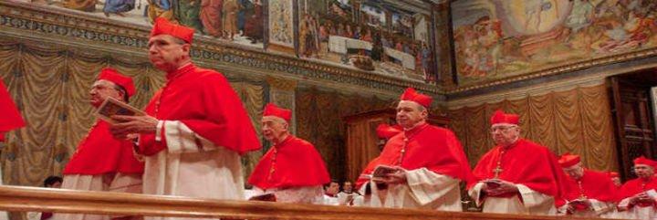 """Ivone Guebara: """"¿Hasta cuando la gerontocracia masculina papal?"""""""