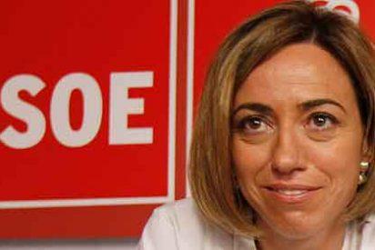 Todos los diputados del PSC menos Chacón votan contra el PSOE y España