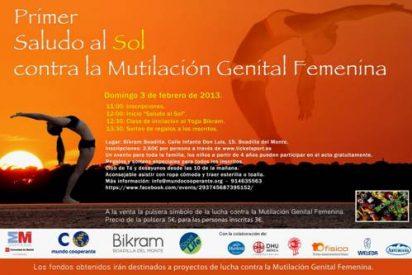 """Marlene, un """"saludo al sol"""" contra la mutilación genital femenina"""