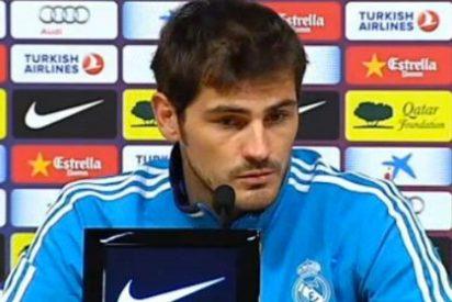 """Pérez de Rozas (COPE): """"Que salga Iker Casillas a hablar en lugar de Mou o Karanka aquí se ha tomado a pitorreo"""""""