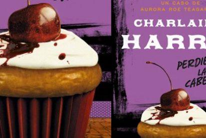 Charlaine Harris presenta una novela de misterio en la que a la protagonista le llueven los problemas...y hasta un cuerpo en su jardín