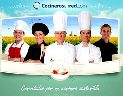 COCINEROSENRED.COM, por un consumo sostenible