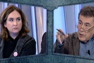Twitter echa humo con la bronca entre Sánchez Dragó y Ada Colau