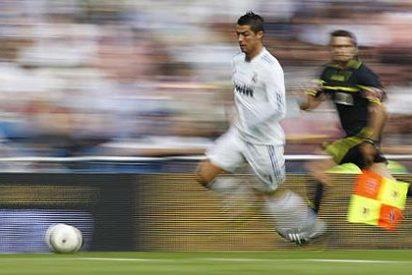 Cristiano Ronaldo es una especie de Usain Bolt de los campos de fútbol