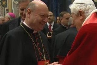 """Ravasi: """"El Papa intercederá por el pueblo de Dios, como Moisés"""""""