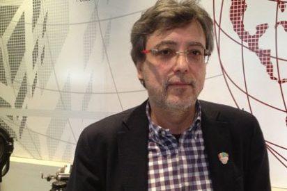 """José Damián González: """"Josep Pedrerol es un animal televisivo. Los intentos de clonar 'Punto Pelota' explican su éxito"""""""