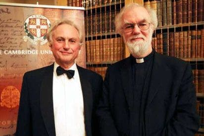 La fe de Rowan Williams 'vence' al ateo Richard Dawkins