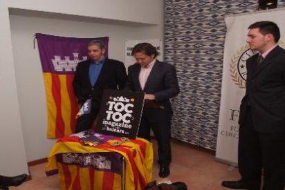 'Toc-Toc Balears' se viste de gala en su presentación oficial en un Círculo Balear aborrotado hasta la bandera