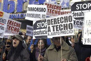 El suicidio de dos jubilados hace rectificar al PP, que apoyará la tramitación de la ILP contra los desahucios