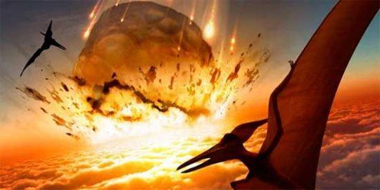 Por fin los científicos coinciden: un meteorito gigante borró de la faz de la Tierra a los dinosaurios