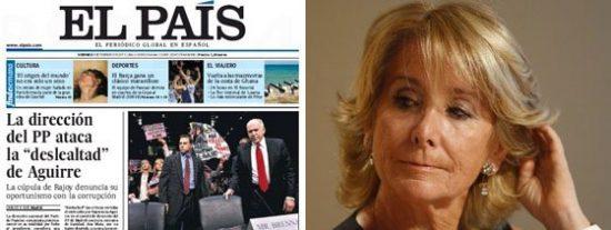 El País se lanza a un 'sálvese quien pueda' con los papeles de Bárcenas
