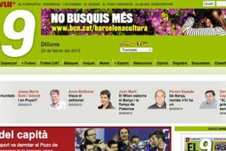 Subvenciones como disciplina olímpica: el periódico deportivo El Punt-Avui recibió medio millón de euros en 2012