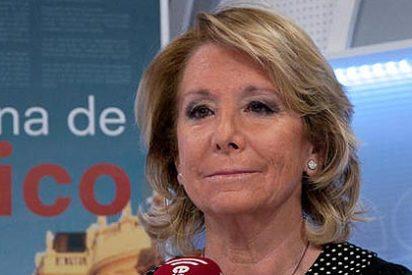 """Esperanza Aguirre exige a Mariano Rajoy """"decisiones drásticas"""" contra la corrupción"""