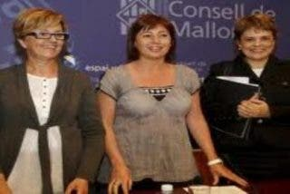 Anticorrupción pone en su 'cabeza de lista' de imputados a la nacionalista Mascaró por subvencionar a dedo