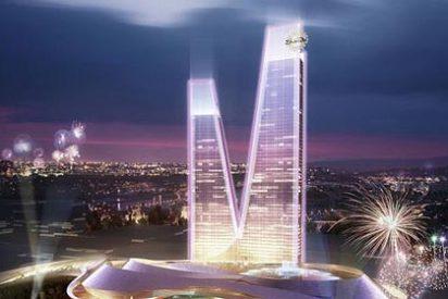Las imágenes de Eurovegas: El hotel 'M' será el edificio más alto de España