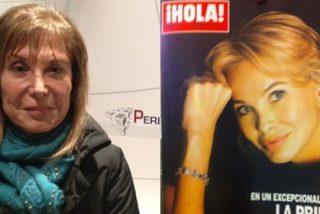 """Pilar Eyre a PD: """"El Rey está detrás de la entrevista a Corinna a ¡Hola!, para mostrar una imagen impresionante de ella"""""""