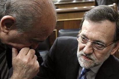 """Mariano Rajoy: """"Hace años que esas personas no asumen ninguna responsabilidad en mi partido"""""""