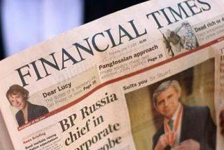 """'Financial Times': """"En España hay síntomas de putrefacción en casi todas las instituciones"""""""