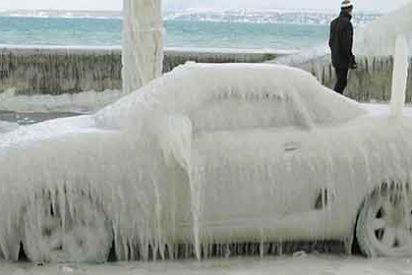 El temporal se agravará en España a partir de este jueves con fuertes nevadas