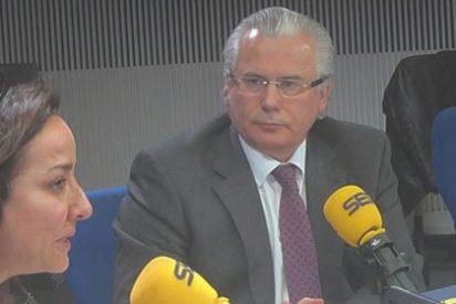 """Entrevista no apta para diabéticos en la SER a Garzón: """"Ojalá estuviera detrás de los papeles de Bárcenas"""""""