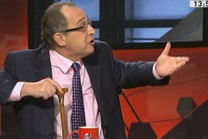 """Germán Yanke: """"¡Tengo testimonios de toda la mierda, de todo el dinero negro de los partidos que ha ido a medios!"""""""