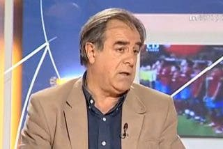 """Graciano Palomo: """"Aquí el pago en diferido ha sido el chalé que le han pagado a Pepe Blanco"""""""