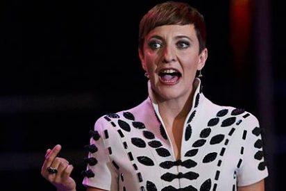 Premios Goya: Eva Hache saca el hacha en una ceremonia contra Rajoy