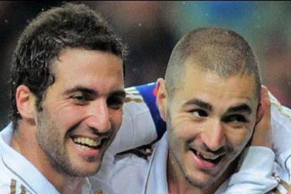 Los seis delanteros que sondea el Real Madrid para sustituir a Higuaín y Benzema