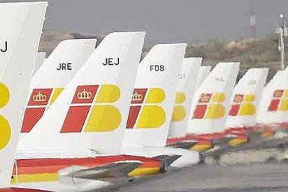 La huelga en Iberia arranca este lunes 18 febrero 2013 con la friolera de 1.200 vuelos cancelados
