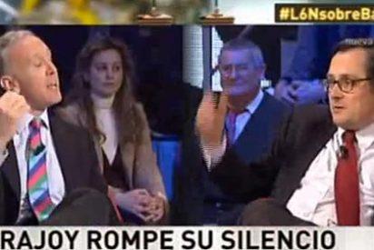 """Paco Marhuenda llama """"marxista"""" a Eduardo Inda en 'La Sexta Noche'"""