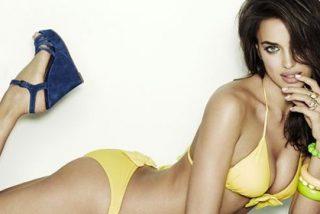 Irina Shayk más arrebatadora que nunca