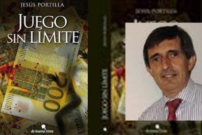 Jesús Portilla crea una novela en torno a un juego virtual de última generación que esconde un riesgo ilimitado