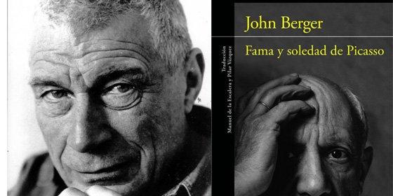 John Berger presenta a sus lectores una inquietante y controvertida biografía de Pablo Picasso