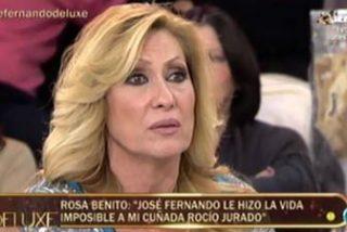 Rosa Benito, entre las cuerdas: cuernos, divorcio inminente y relacionan a su familia con ¡la trama Gürtel! ¿es todo un montaje?