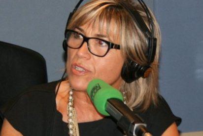 """Julia Otero: """"Curioso que con Bárcenas sube la audiencia de 'El Intermedio' y baja la de los telediarios de TVE'"""