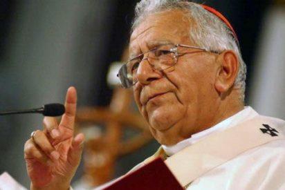 """El cardenal Terrazas critica a quienes """"declaran la guerra a la Igelsia"""""""