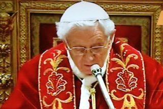 Benedicto XVI: Una abdicación ejemplar