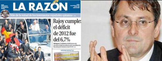 """El palmero de Moncloa vuelve por sus fueros: """"Rajoy cumple"""""""