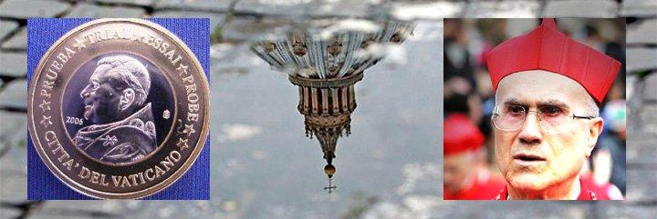 Bin Laden y la mafia podrían tener cuentas en el Banco Vaticano