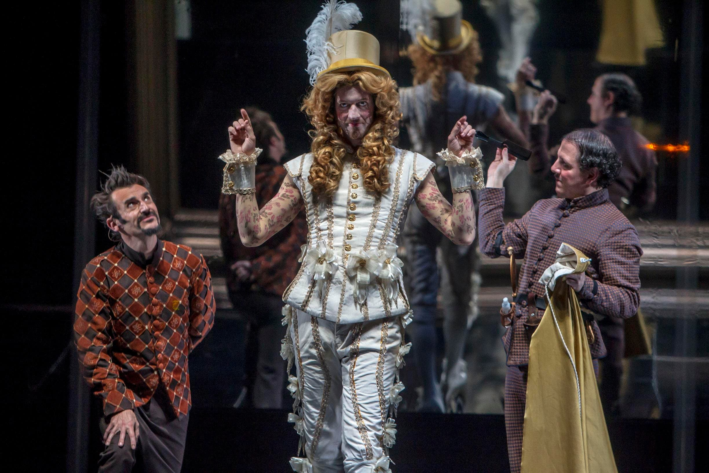 'El lindo don Diego' y los placeres del teatro clásico