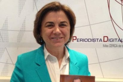 """Lucía Méndez a PD: """"Que los políticos digan lo que ganan es una tontería que no sirve para nada, la corrupción está en otra parte"""""""