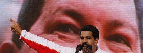 El 'delfín' Maduro copia el estilo de Hugo Chávez pero no logra su tirón televisivo