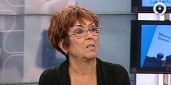 Maruja seguirá con su bilis mientras Rajoy ayude a PRISA