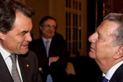 Mas premió la fidelidad de los medios catalanes con una lluvia de 4,55 millones en 2012
