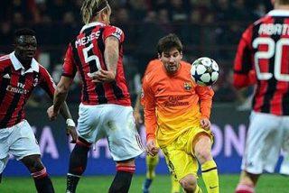 El Barça se atonta en Milan y pierde 2-0 lo que le deja medio fuera de la Champions