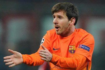 Leo Messi naufraga en Milan y suma otro partido clave en el que desaparece