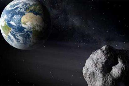 El DA14, el asteroide pasará más cerca de la Tierra que los satélites metereológicos
