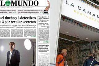 """El dueño de Método 3: """"El PSC es cliente y una detective es muy amiga de José Zaragoza"""""""