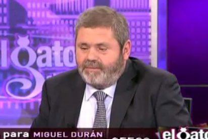 """Miguel Durán: """"Tuve a Método 3 en un juicio y no trabajó con profesionalidad"""""""